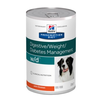 Prescription Diet Digestive Weight w/d 12x370g Huhn