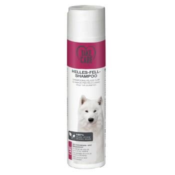 Shampooing pour chien pelage clair 250ml