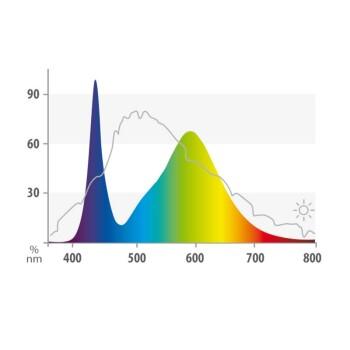 Leuchtmittel LED Colour 19 Watt 742 mm