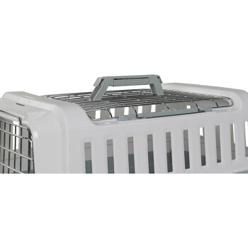 Transportbox Open Top Grau XS-S