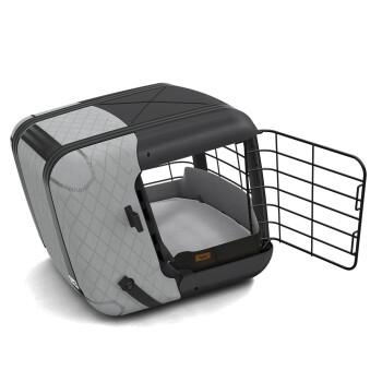 Transportbox Caree Cool Grey