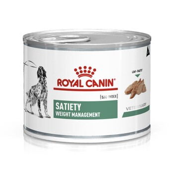 Veterinary Diet Satiety Weight Management 12x195g