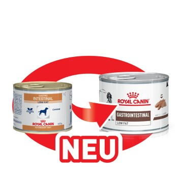 Veterinary Diet Gastro Intestinal Low Fat 12x200g