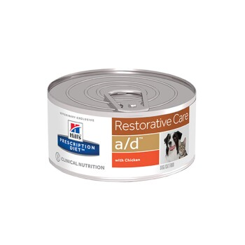 Presription Diet a/d Restorative Canine/Feline 24x156 g Pollo