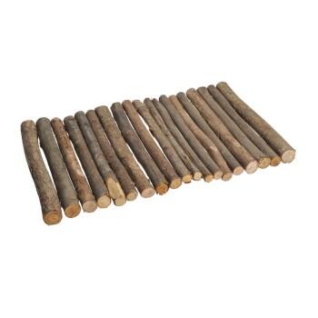 Pont en bois de saule pour rongeurs 9en 1 L