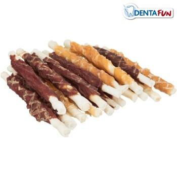 Denta Fun Chewing Roll Mix 250g