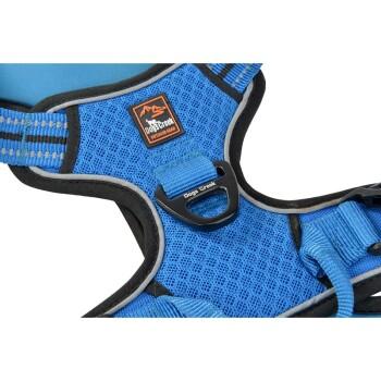 Geschirr Pathfinder Blau Gr. M