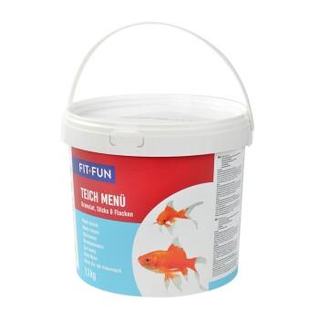 Teich Menü Eimer 1,1,kg