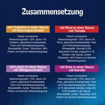 Sensations Saucen 24x85g Geschmacksvielfalt vom Land