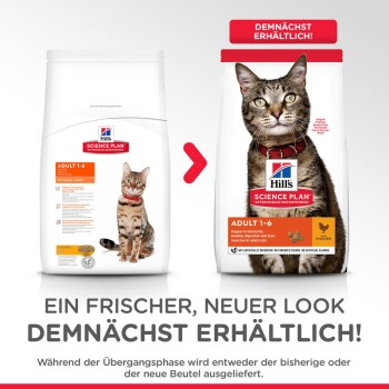 Feline Science Plan Adult Kurczak: 1,5 kg
