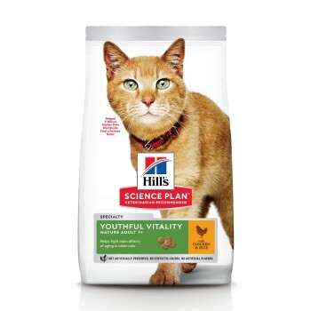 Feline Science Plan Mature Adult 7+ Youthful Vitality  300g
