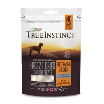 Freeze Dried Treat 2x40g Freilandhuhn