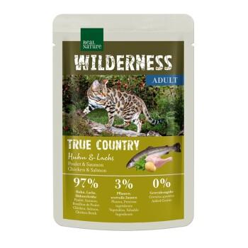 Wilderness Adult 12x85g True Country Pollo e Salmone