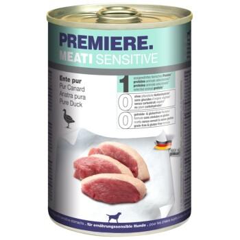 Meati Sensitive 6x400g Ente Pur