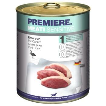 Meati Sensitive 6x800g Ente Pur