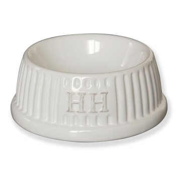 Keramiknapf Weiß