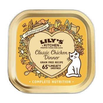 LILY'S KITCHEN Adult 19x85g Classic Chicken Dinner mit Huhn