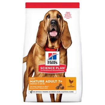 Canine Mature Adult 7+ Senior Light 14kg