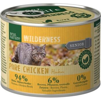 WILDERNESS Senior Pure Chicken - 200g