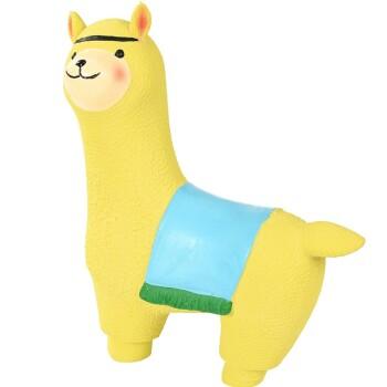 Spielzeug Latex Alpaka