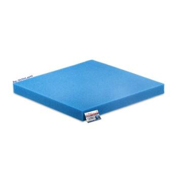 Filterschaum blau 50x50 extrafein Breite 3cm