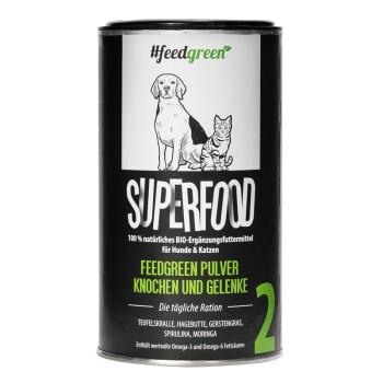 BIO Superfood Pulver Knochen & Gelenke