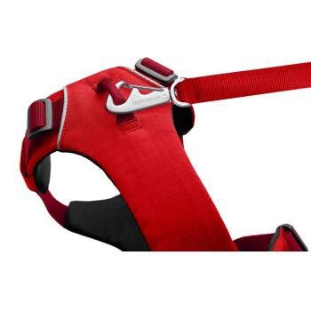 Geschirr Front Range Rot S
