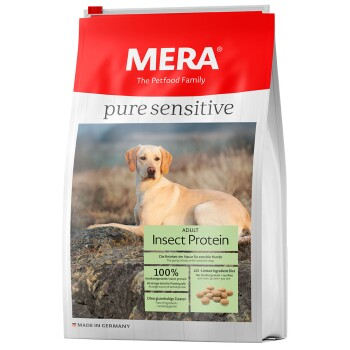 Pure Sensitive Insect Protein Adult 1kg