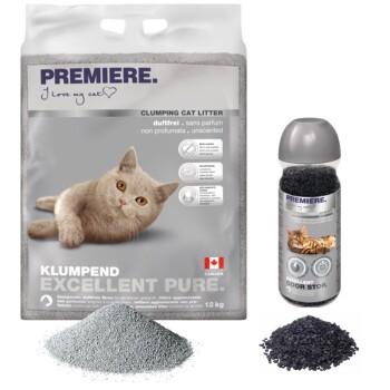 Excellent Katzenstreu mit Deodorant, ohne Duft