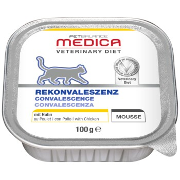 Medica Aufbaukur/Rekonvaleszenz 16x100g