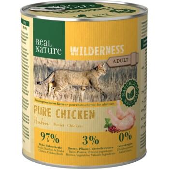 WILDERNESS Adult 6x800g Pure Chicken (Pollo)