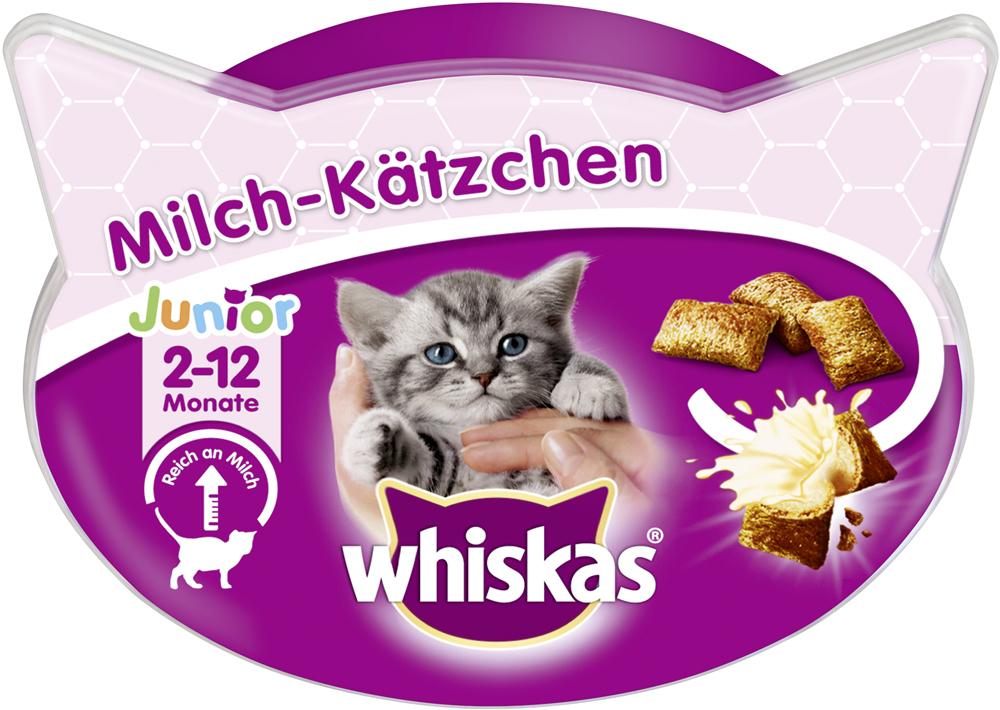 Whiskas Snacks Milch-Kätzchen