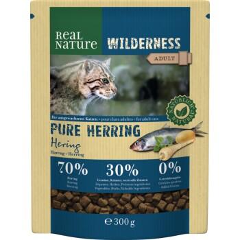 WILDERNESS Pure Herring Adult 300g