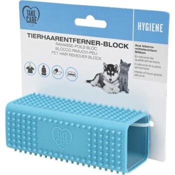 Tierhaarentferner-Block