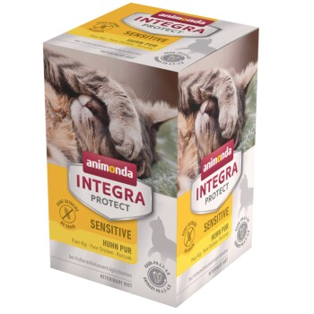 Integra Protect Sensitive 6x100g Huhn pur