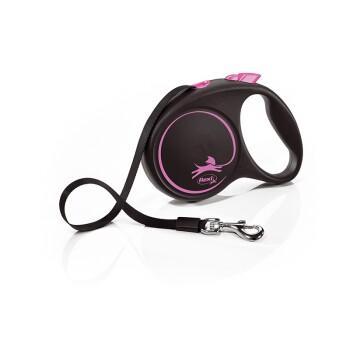 Black Design Gurt Pink Gr. M, 5m (25kg)