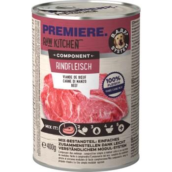 RAW KITCHEN 100% Rindfleisch 6x400g