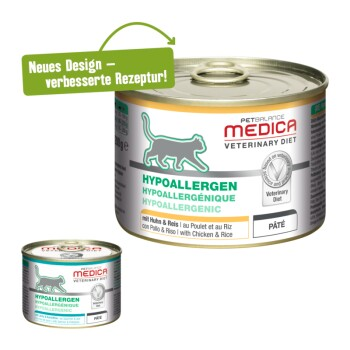 Medica Hypoallergen 6x200g
