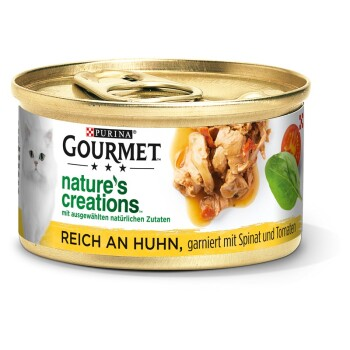 Nature's Creations 12x85g Huhn