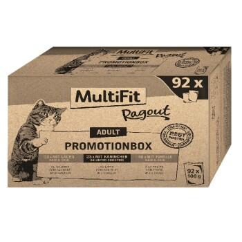 Adult Promotionbox Ragout Big Pack 92x100g