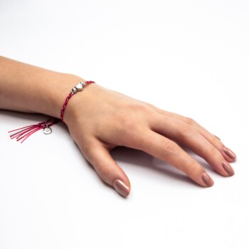 Freundschaftsarmband limited Edition - designed by Jana Ina Zarrella