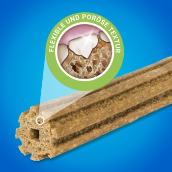 PURINA Hunde-Zahnpflege-Snacks Multipack Medium 42 Stück