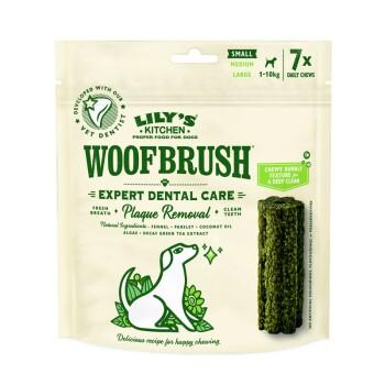 Lily's Kitchen Natürliche Woofbrush Zahnkauartikel für Hunde Klein