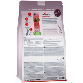 Supreme Sterilised Voralpen-Rind 1,3 kg