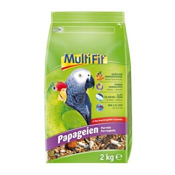 Mangime completo per pappagalli 2kg