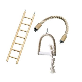 Kletterspaß-Set für die Kleinen