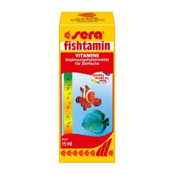 fishtamin 15ml
