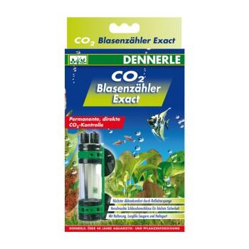 CO2 Blasenzähler Exact