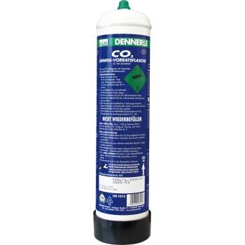 CO2 Einweg Flasche 500g