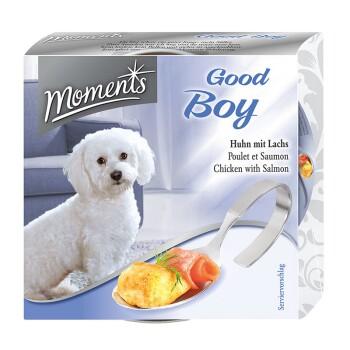 Hund Good Boy (Huhn & Lachs) 10x125g